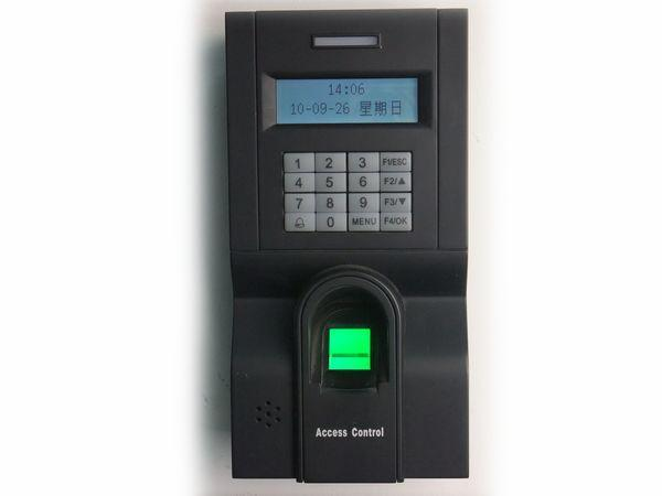 Fingerprint Access Control Machine For  Linux System Biometric Device Communication TCP IP RS232 485