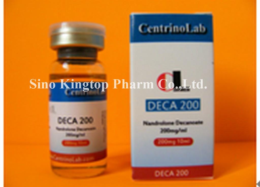 Nandrolone Decanoate  (Deca200, Deca durabolin) (200mg/ml,10ml/vial )