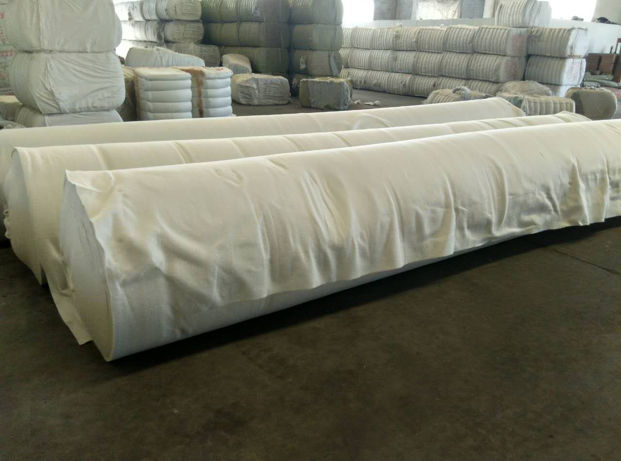 Nonwoven geotextile 60gsm to 1000gsm for reference