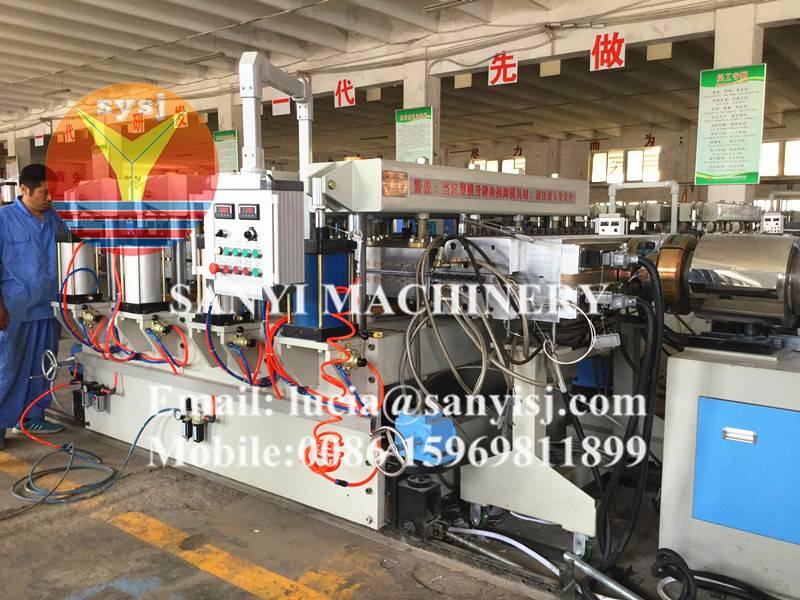 Ce Certification PVC Foam Board Machine