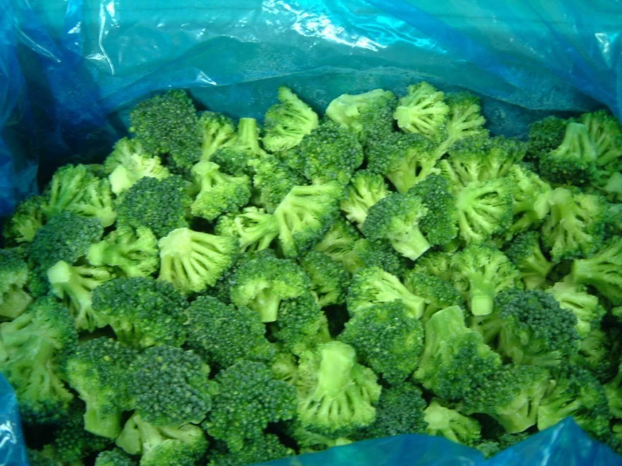 frozen broccoli florets