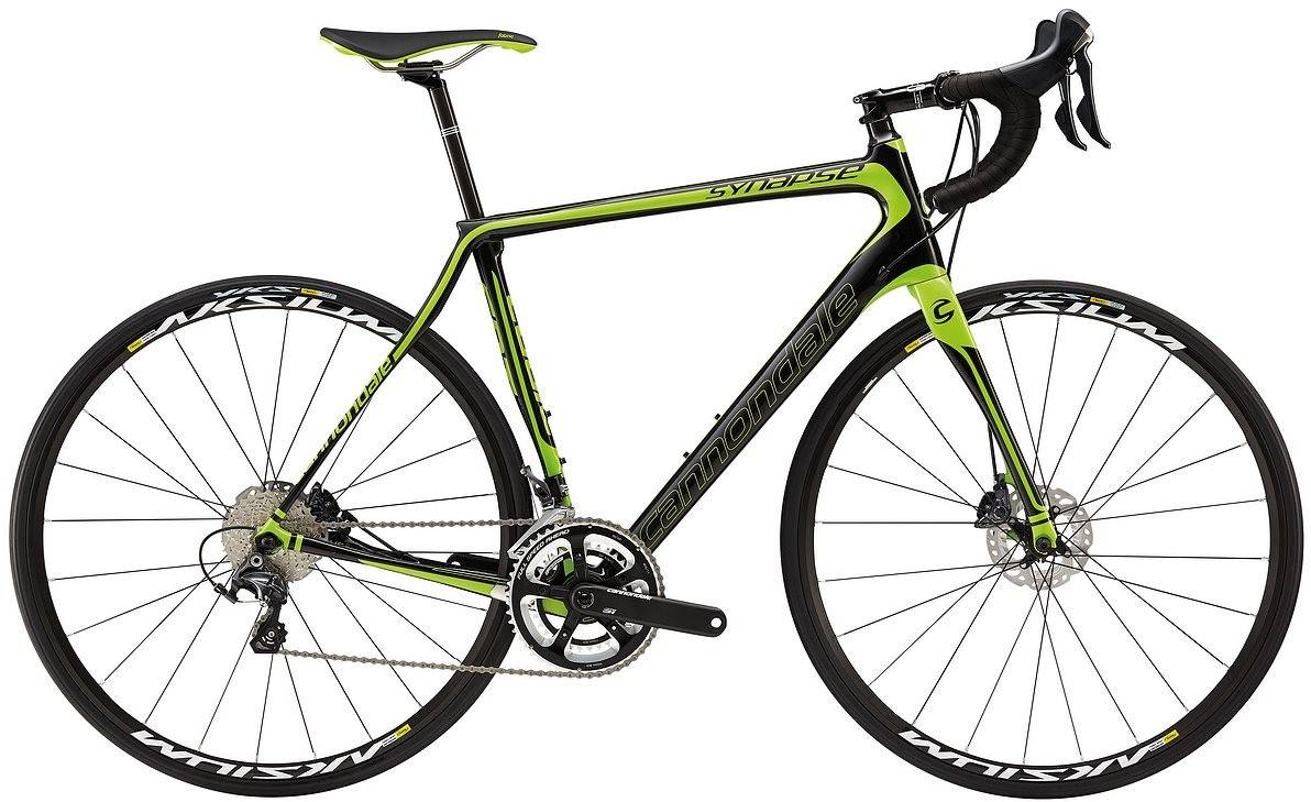 CANNONDALE SYNAPSE CARBON ULTEGRA DISC 2015 - ROAD BIKE $2,150.00