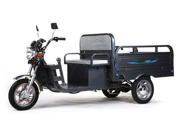 battery auto rickshaw,3 wheel car for cargo with CE approved