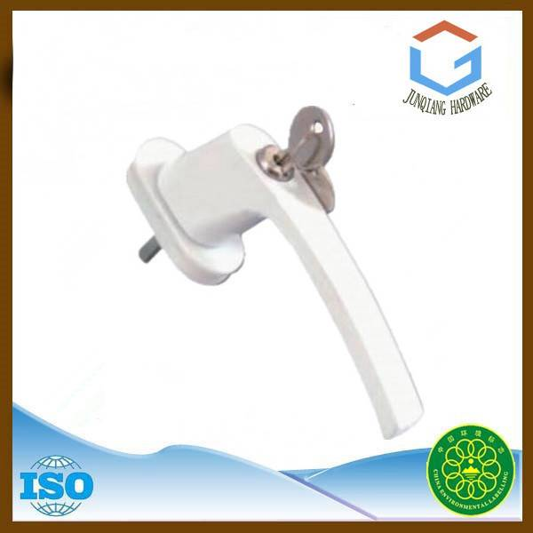 The best quality security upvc window handles door handles with lock