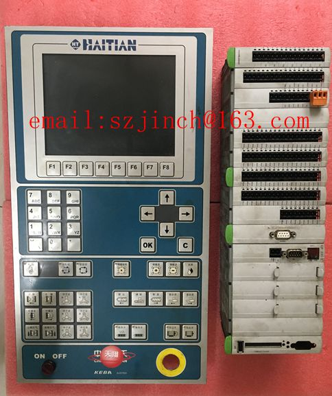KEBA 1070 Haitian injection molding machine controller