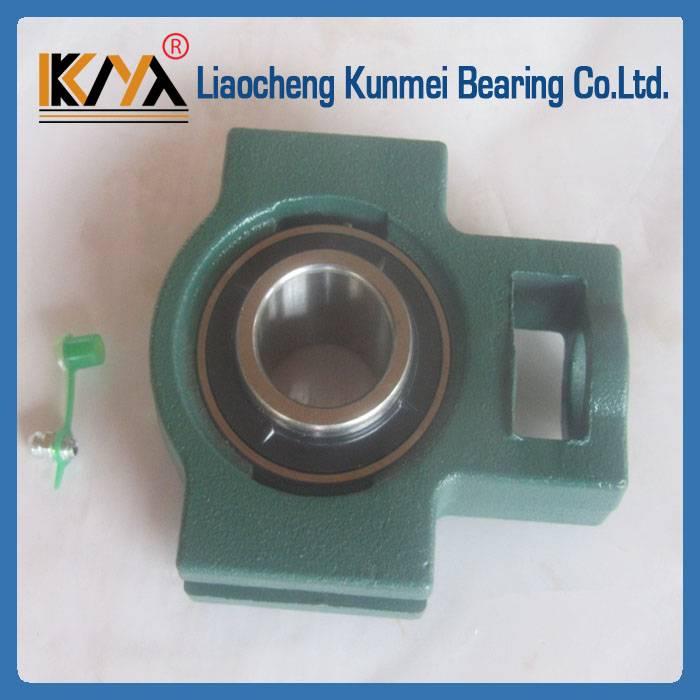 bearing unit KM UCT206 pillow block bearing