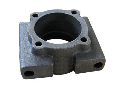 OEM High Quality Grey Iron Casting Pump Parts