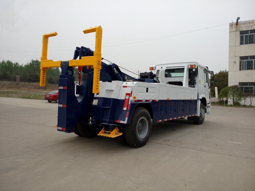 13 ton integrated tow truck