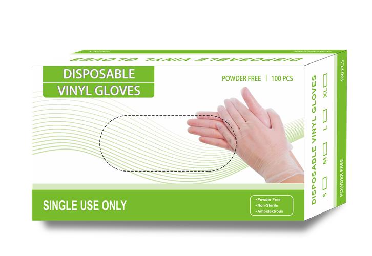 exam gloves vinyl gloves PVC gloves nitrile gloves
