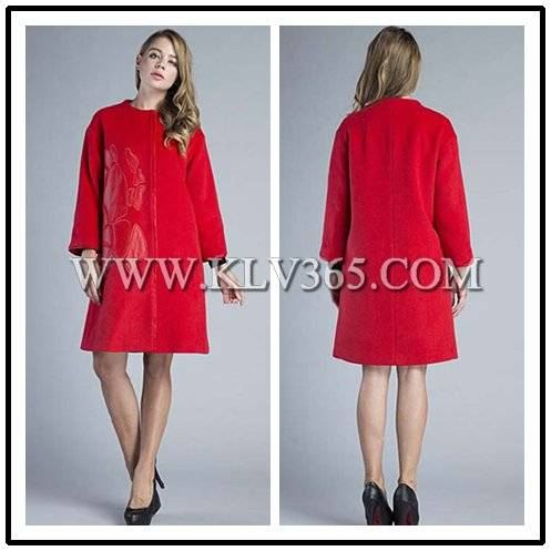 High Quality Women clothing Fashion Winter Coat with Hood