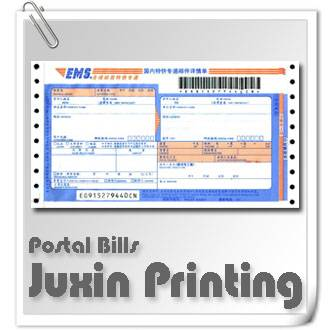 Pre-printed Thermal Cashier Paper