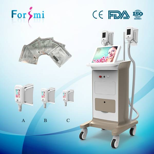Non invasive and painless weight loss body contouring Cryolipolysis Fat Freezing machine
