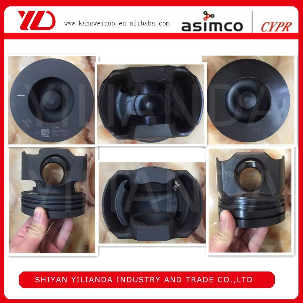 Top quality of faw liberation xi diesel 36D steel piston 1004011-36D