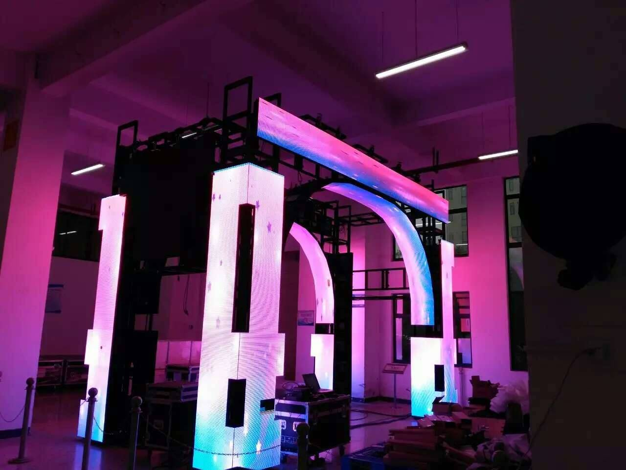 Magic Stage MG6 indoor led display