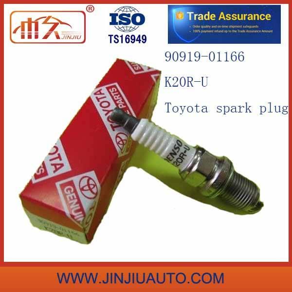 Toyota Denso Platinum Spark Plugs 90919-01166 90919-01176 K20r-U