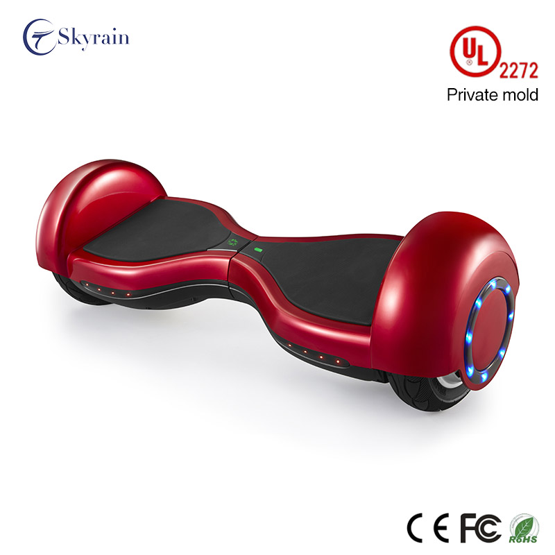 Hoverboard with UL 2272 certification