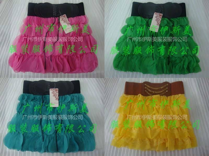 Ladies Skirts, Sexy Stretch Mini Skirt Seamless Gauze Skirts,Chiffon Skirts,casual dress