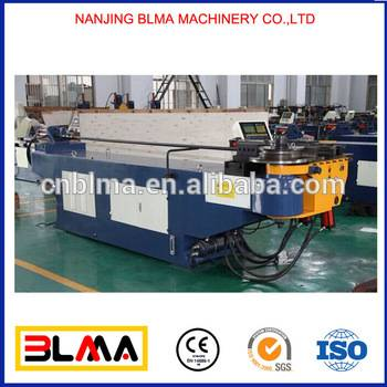 Nanjing BLMA automatic pipe tube bender, stainless steel pipe bending machine hydraulic