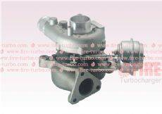 Audi Turbocharger GT1749V(S2) 038145702L