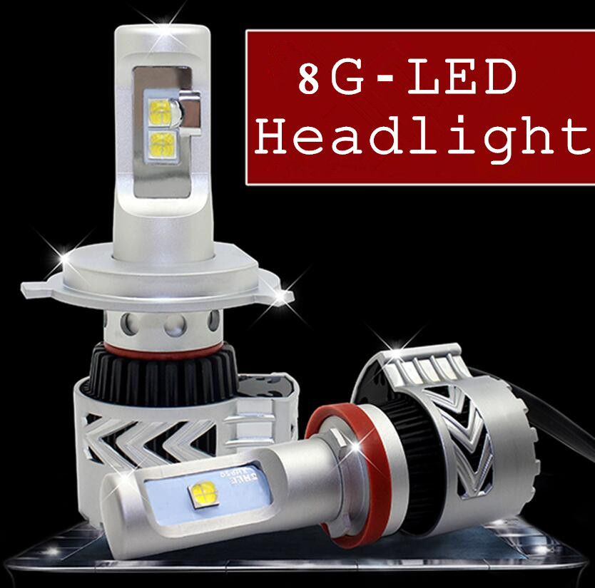 Wholesale Hight Low Beam 36W 6000LM LED Headlight Bulb kit IP67
