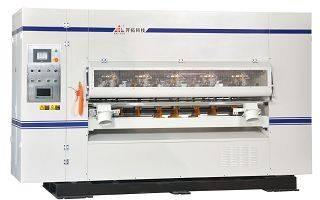 Automatic Thin-blade Slitter Scorer (Corrugated Paper Board Cardboard Carton Production Line)
