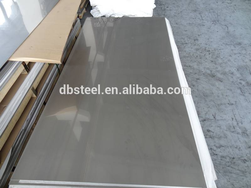 China factory price 304 stainless steel sheet