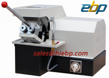EBP Metallographic sample cutting machine