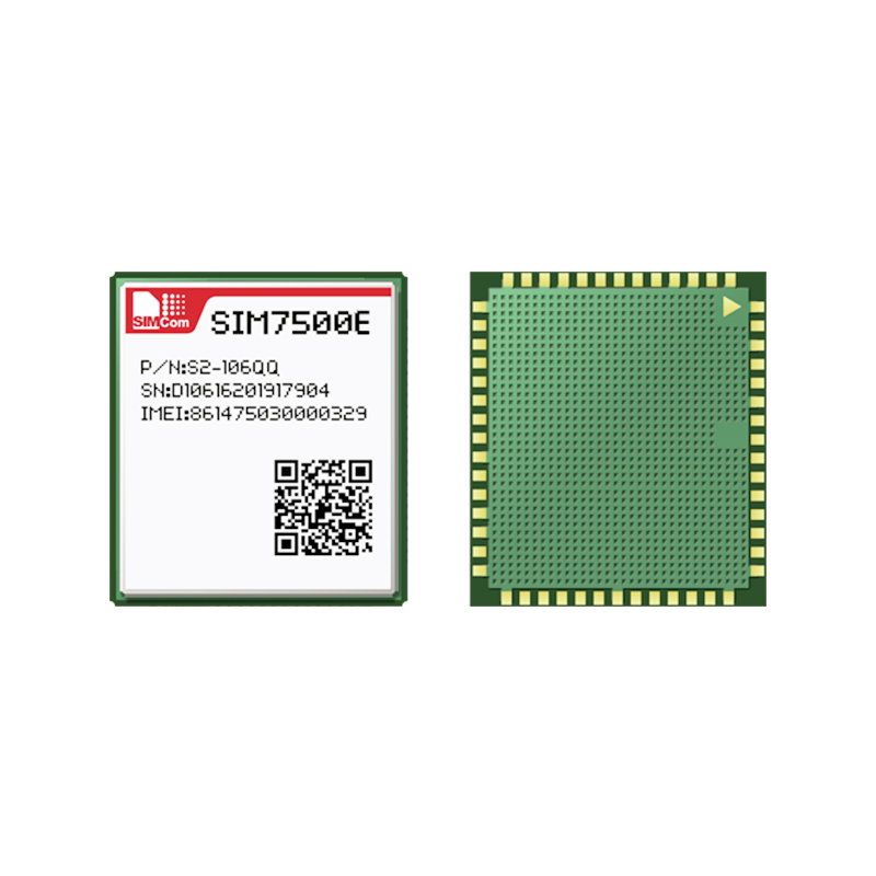 SIM7500E is Multi-Band LTE-FDD/GSM module