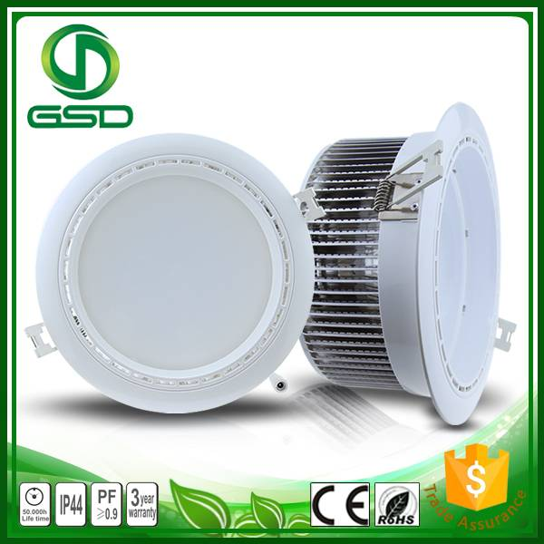 high power 12w dimmable downlight