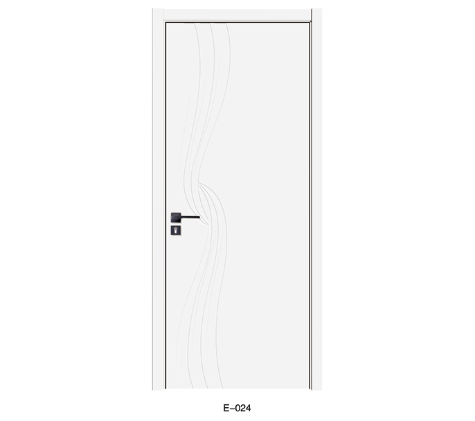 European style door latest design PVC door cheap price manufacturer supply