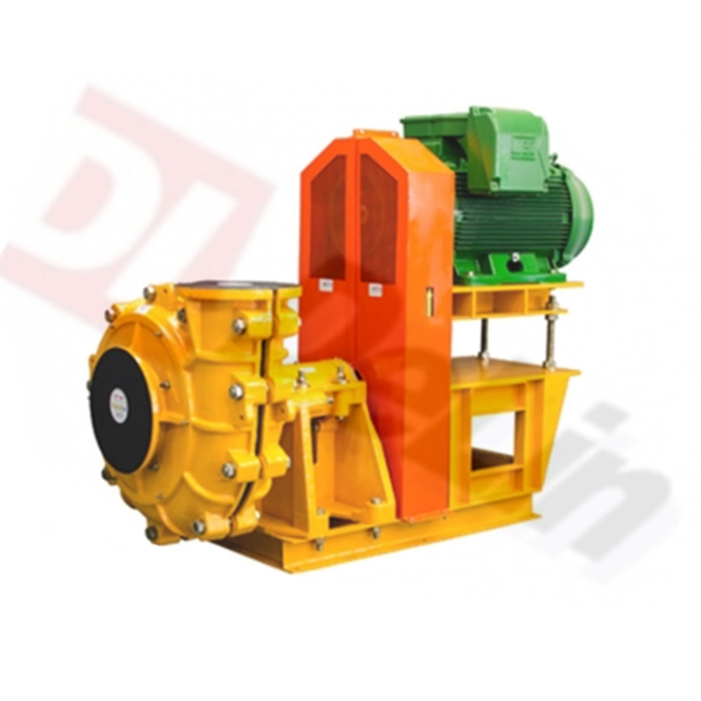shijiazhuang centrifugal heavy duty mineral sand handling slurry pump