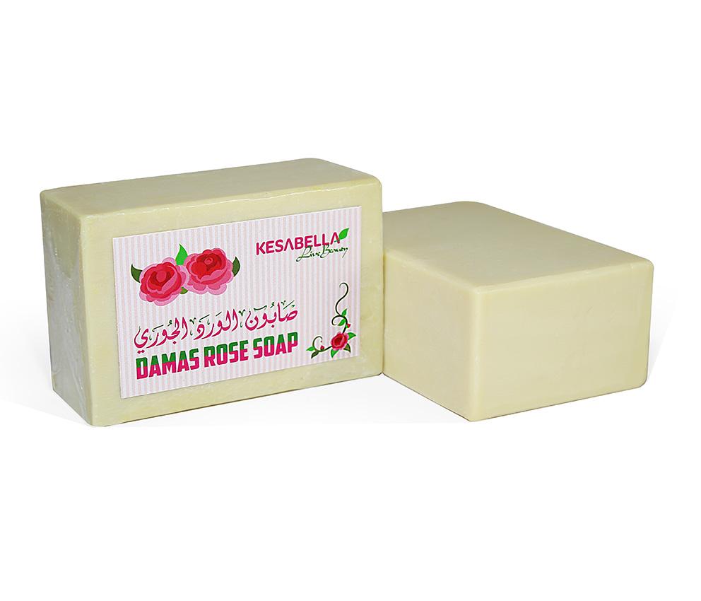 Damas Rose Soap