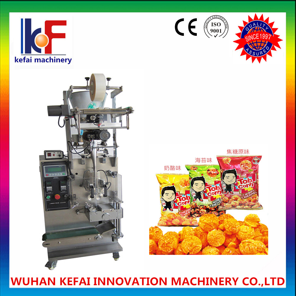 Rice/grain/cron/crop weighing and packing machine