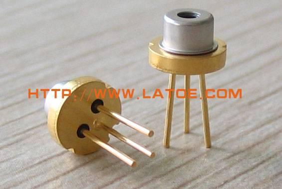 Free shipping 100 pc/lot 650nm 5mw laser diode.