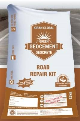 Kiran Green Geocement Geocrete Mix