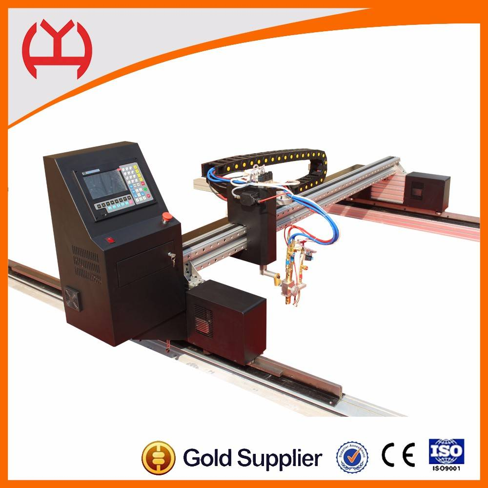 small cnc gantry cutting machine