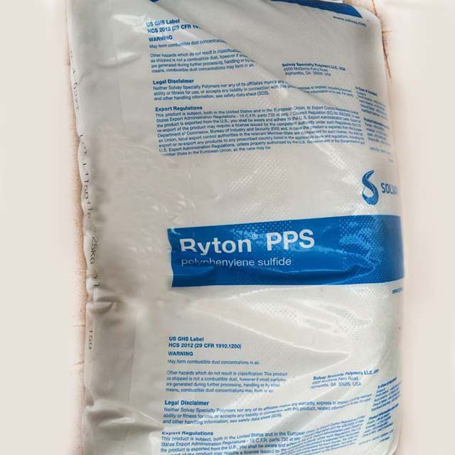 Ryton R-4 with 40% Glass Fiber SOLVAY PPS Resins