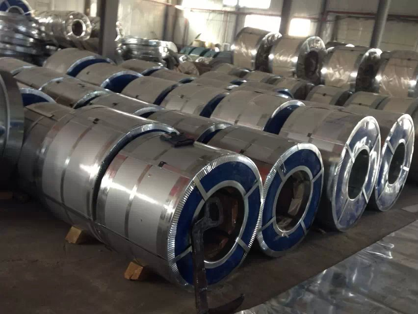 Z80 hot dipped galvanized steel strip/GI strip