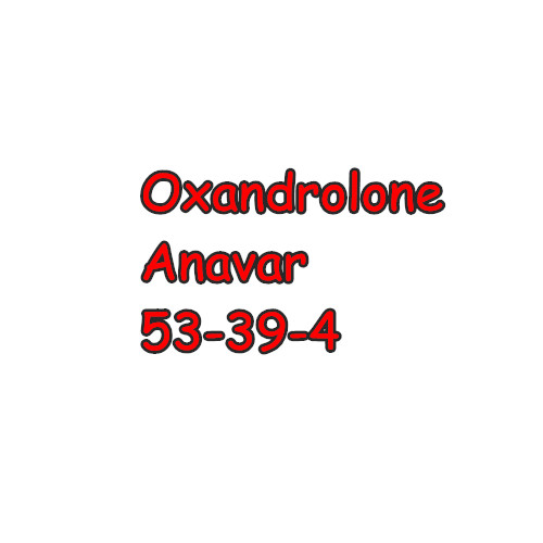 99% Quality Steroid Oxandrolone Anavar Steroid Muscle Building Cas53-39-4