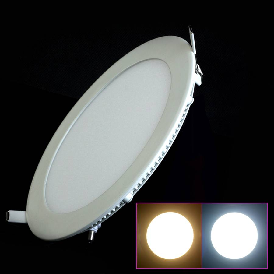 SX-KYMB01R-3 Led Panel Light Recessed Round 3W