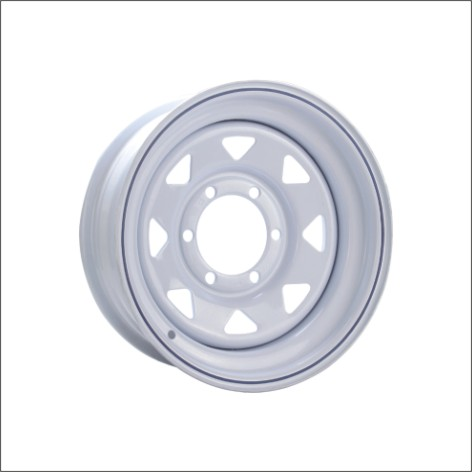 13inch trailer steel rim with DOT approval