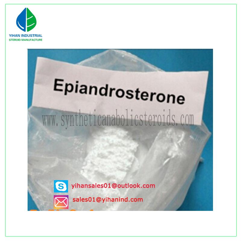 Hormone Steroids Powder Epiandrosterone for Bodybuilding CAS 481-29-8 Judy
