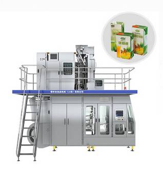 Aseptic carton filling machineDP6000-1000