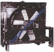 Radiator Assembly for Diesel Generating Sets
