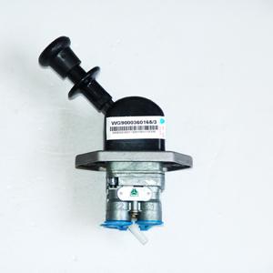 Sinotruk Howo truck parts WG9000360165 Hand break valve