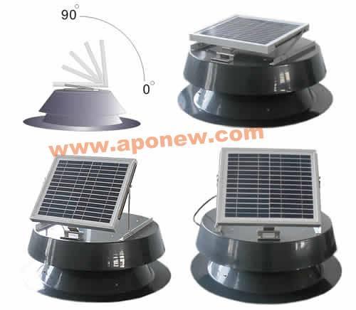 Solar Exhaust Fan / Solar Ventilator / Solar Attic Fan