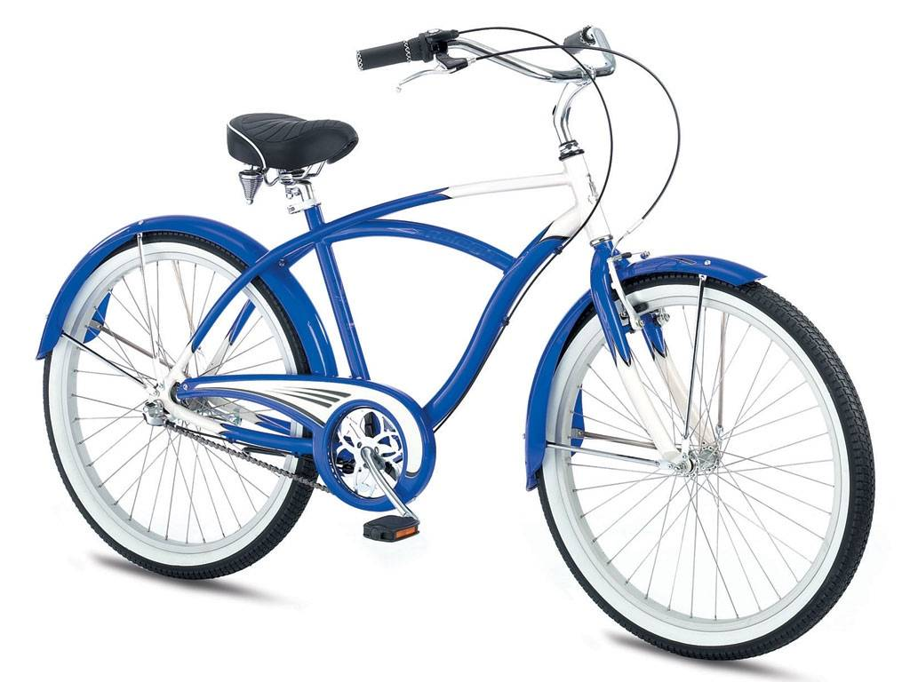 "GT-BC26002 26"" Beach Cruiser Bicycle"