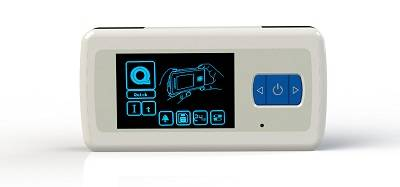 Micro Ambulatory ECG Recorder