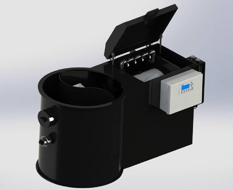 system filter 10 for 15 m3 pond