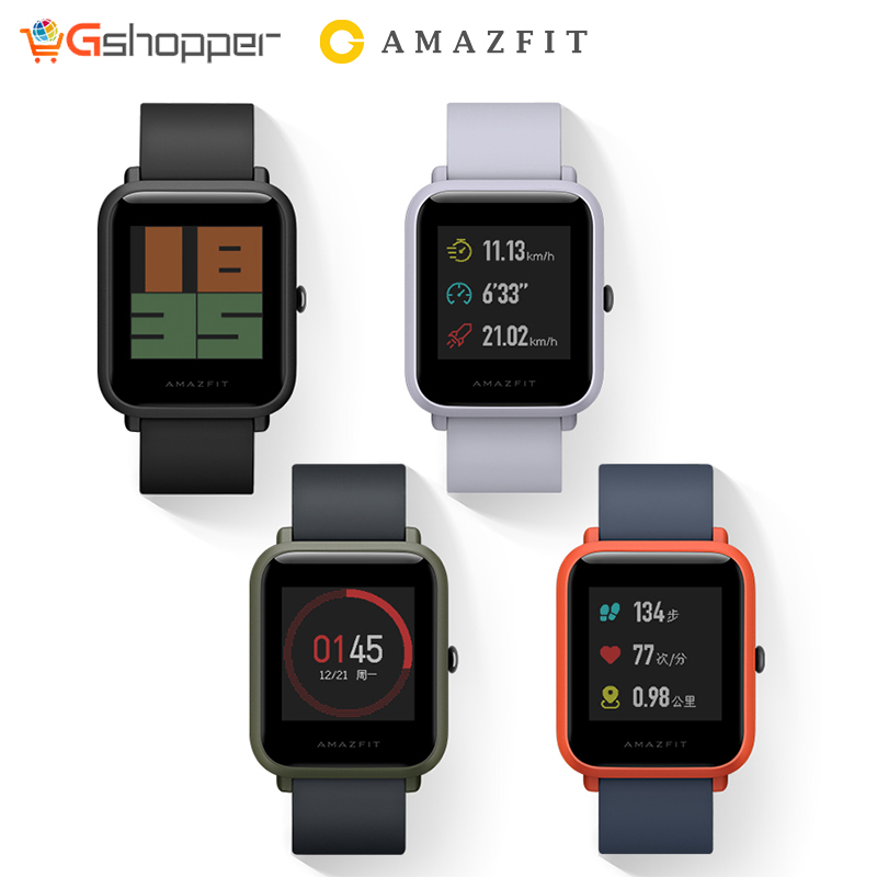 Best Selling Xiaomi New Products Midong Sport Watch Amazfit Bip Smart Watch
